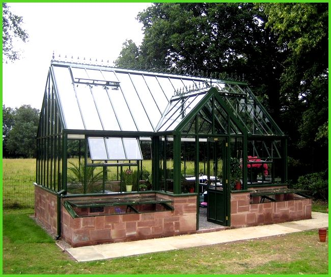 English greenhouse - English greenhouses - Traditional - boston - by ...