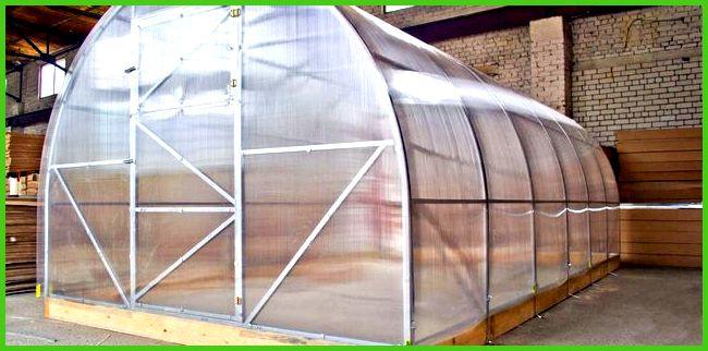 Покрытие из поликарбоната для теплицы своими руками